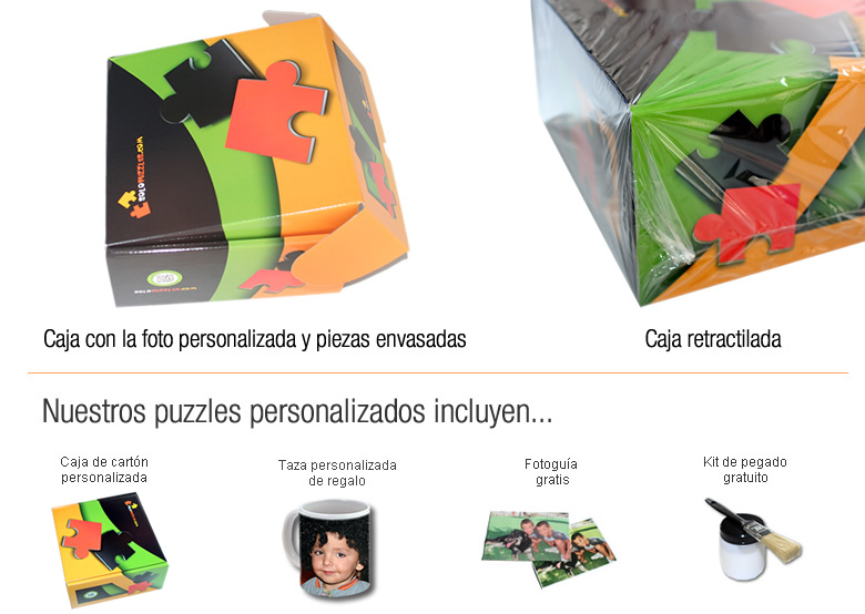 Packaging Solopuzzles